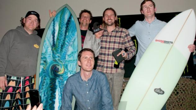 Dylan Stott Wins Dublin Surf Film festival