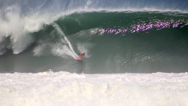 Will Skudin Top Five Big Wave Surfers in World