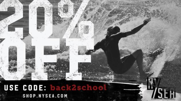 Back 2 School Sale on All Gear !